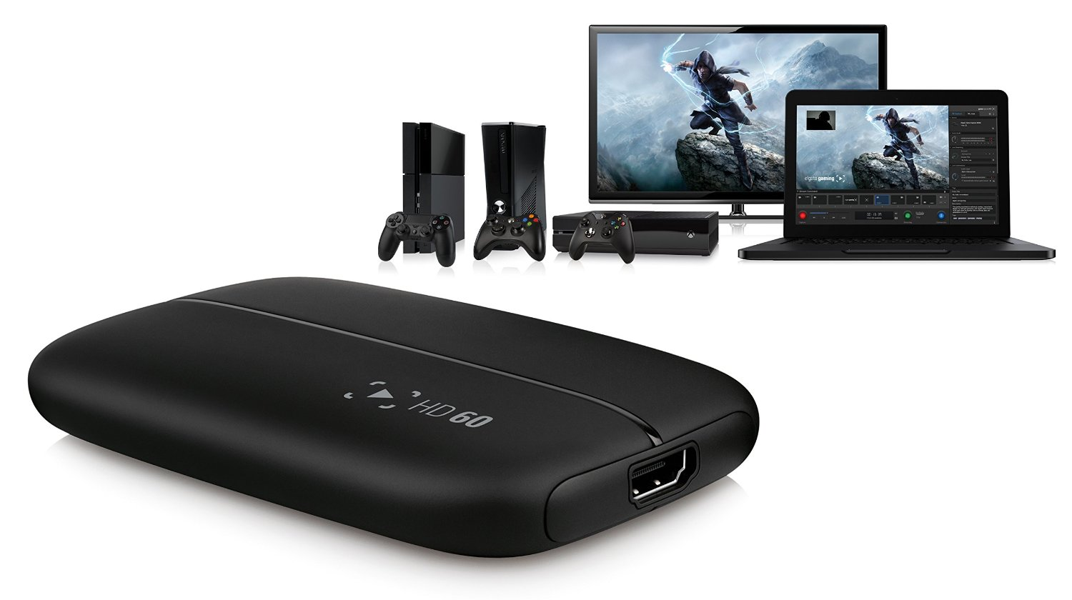 record your video games with the elgato game capture hd60 not any gadgets